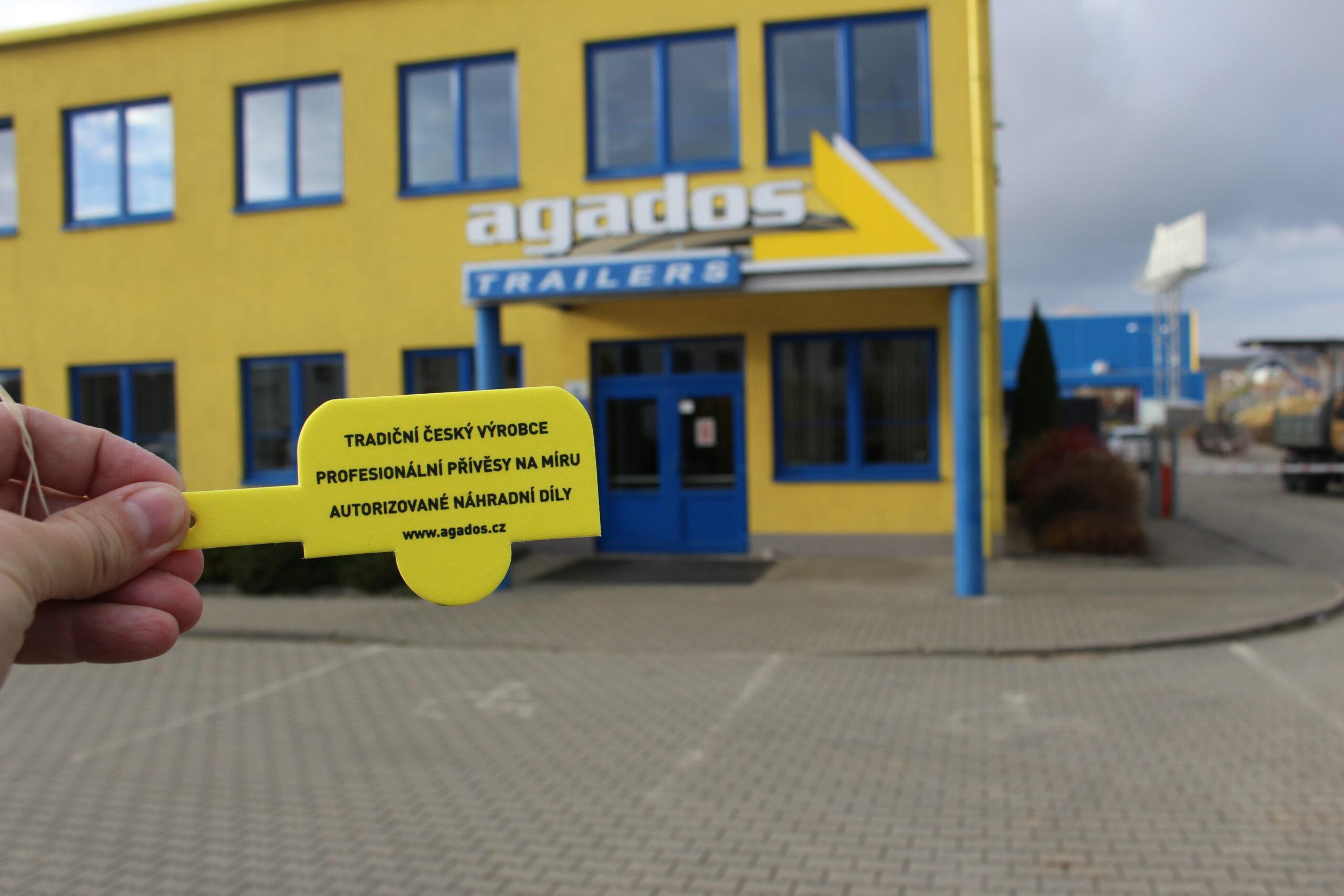 Ve firmě Agados na vás dýchne přátelská atmosféra a hned cítíte, že jste na místě plném profíků ve svém oboru